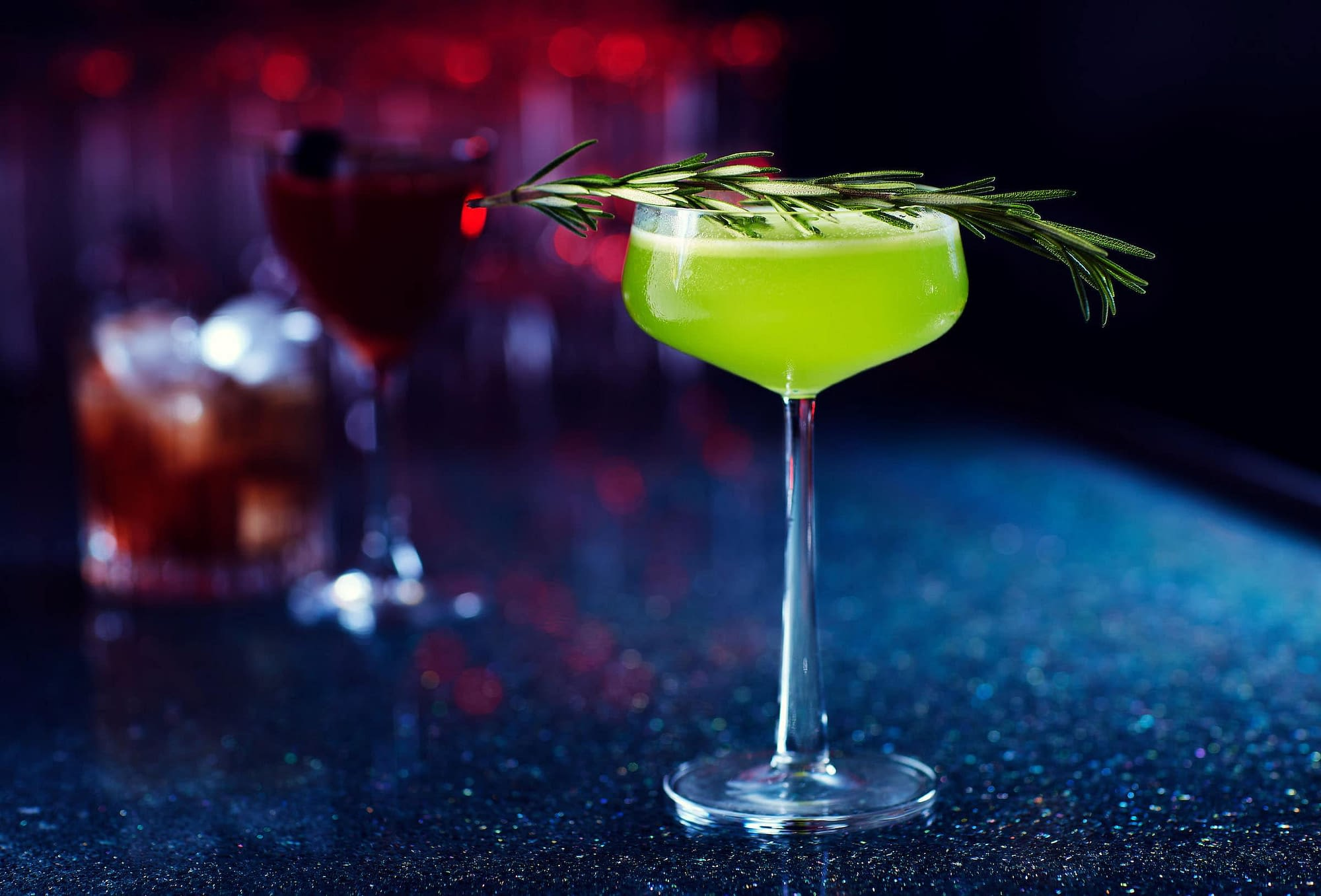 Santiago Juice Cocktail