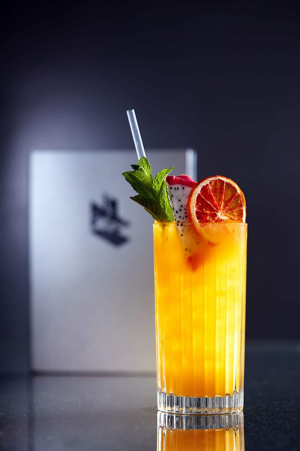 Rising Sun Cocktail