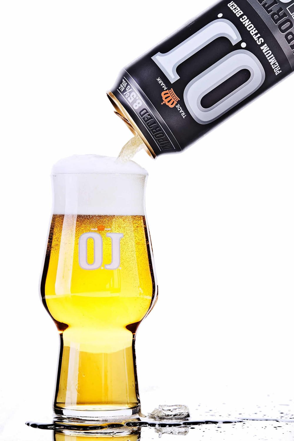 Beer Pour Photo