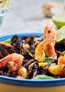 Ultimate Seafood Medley