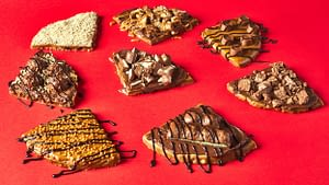 Selection of Cookies